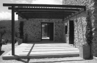 "COTTAGE (""MASIA"") RENOVATION, TERRES DE L'EBRE – camp arquitectes"
