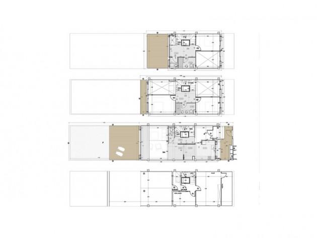 EDIFICIO DE 8 VIVIENDAS, L'HOSPITALET DE LLOBREGAT – camp arquitectes