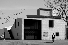 """LAGUNAS DE LA MORAÑA"" NATURE CENTER, EL OSO, ÁVILA – camp arquitectes"