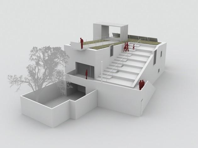 CENTRO LAGUNAS DE LA MORAÑA, EL OSO, ÁVILA – camp arquitectes